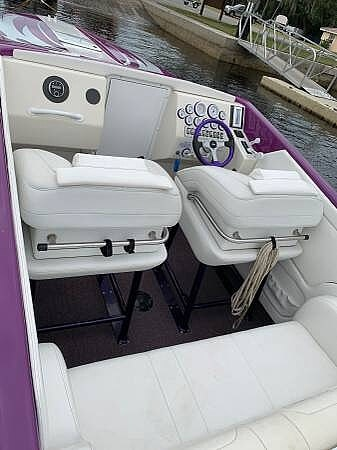 1996 Active Thunder boat for sale, model of the boat is 25 & Image # 10 of 26