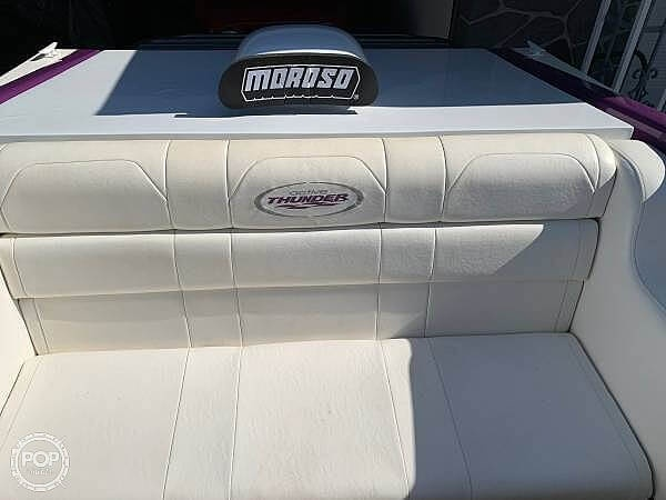 1996 Active Thunder boat for sale, model of the boat is 24 Tantrum & Image # 22 of 41