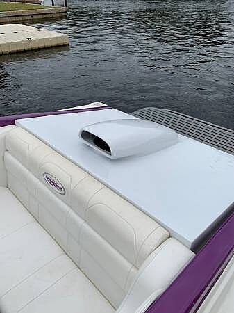 1996 Active Thunder boat for sale, model of the boat is 25 & Image # 19 of 26