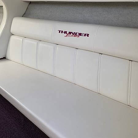 1996 Active Thunder boat for sale, model of the boat is 24 Tantrum & Image # 23 of 41