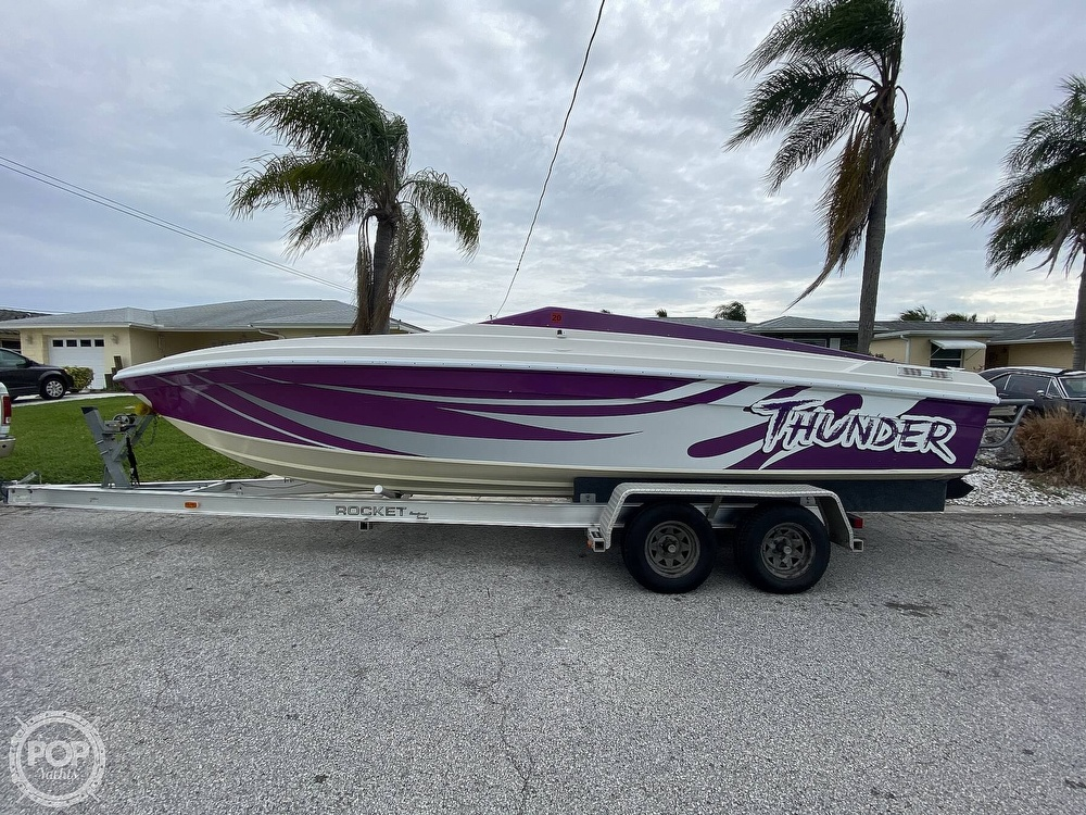 1996 Active Thunder boat for sale, model of the boat is 24 Tantrum & Image # 2 of 41