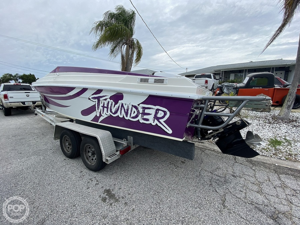 1996 Active Thunder boat for sale, model of the boat is 24 Tantrum & Image # 26 of 41