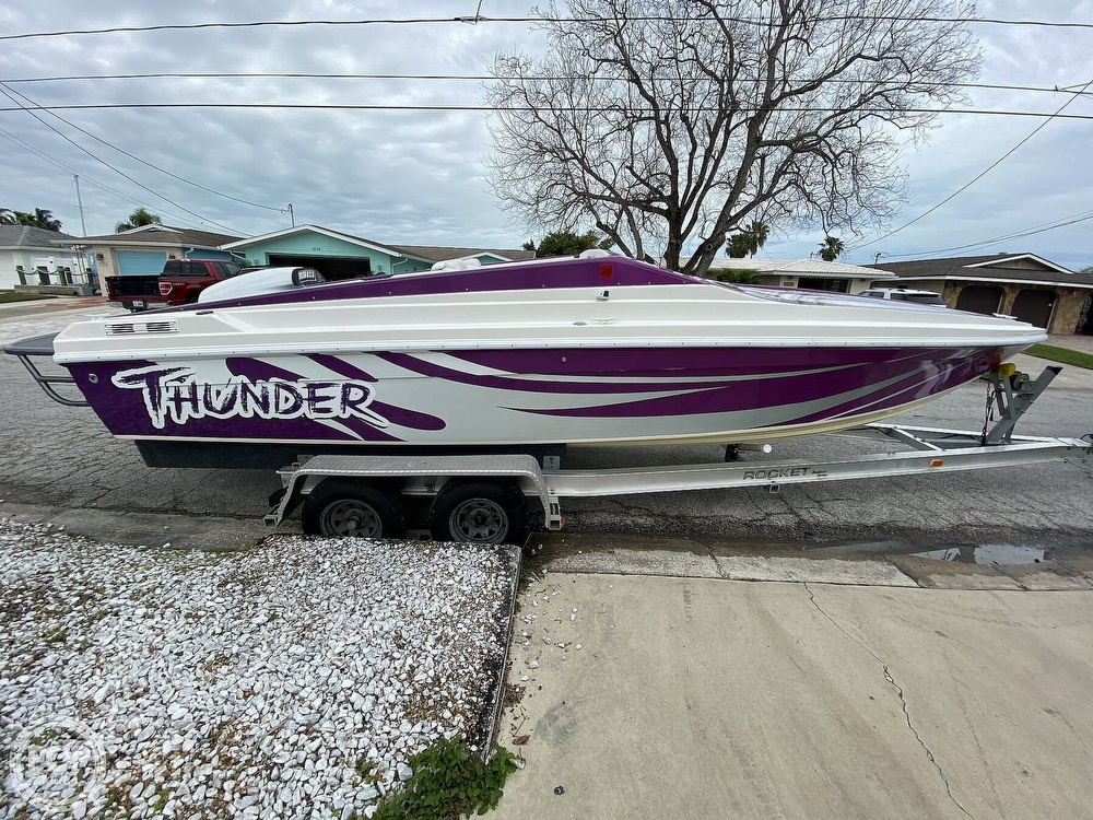 1996 Active Thunder boat for sale, model of the boat is 24 Tantrum & Image # 8 of 41