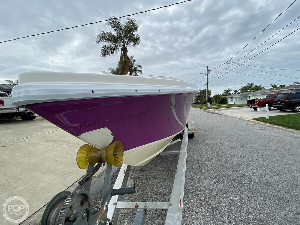 1996 Active Thunder boat for sale, model of the boat is 24 Tantrum & Image # 35 of 41