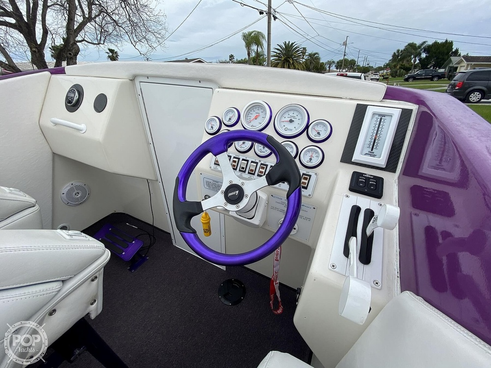 1996 Active Thunder boat for sale, model of the boat is 24 Tantrum & Image # 10 of 41