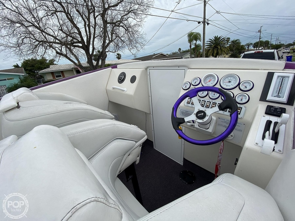 1996 Active Thunder boat for sale, model of the boat is 24 Tantrum & Image # 11 of 41