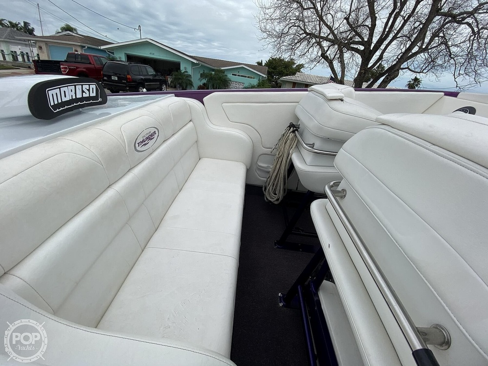 1996 Active Thunder boat for sale, model of the boat is 24 Tantrum & Image # 12 of 41