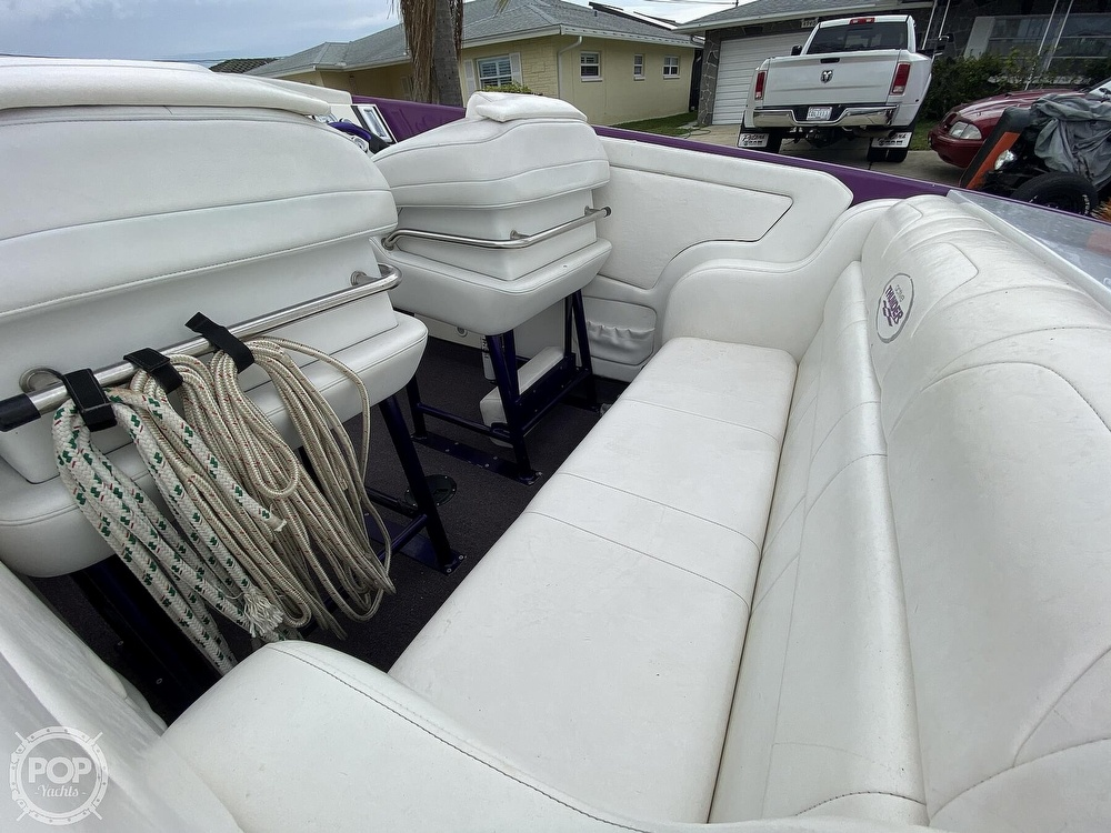 1996 Active Thunder boat for sale, model of the boat is 24 Tantrum & Image # 41 of 41
