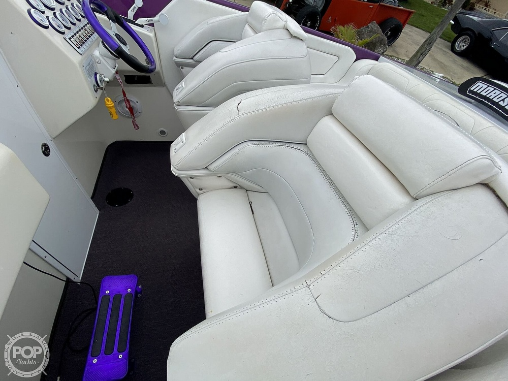 1996 Active Thunder boat for sale, model of the boat is 24 Tantrum & Image # 15 of 41