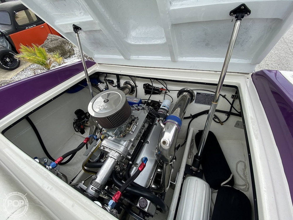 1996 Active Thunder boat for sale, model of the boat is 24 Tantrum & Image # 19 of 41