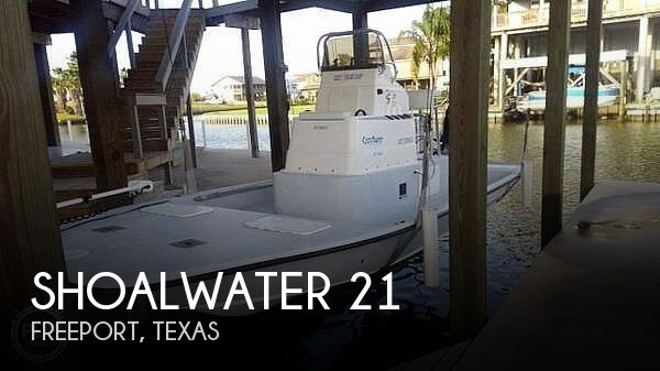Used Shoalwater Boats For Sale by owner | 2009 Shoalwater 21