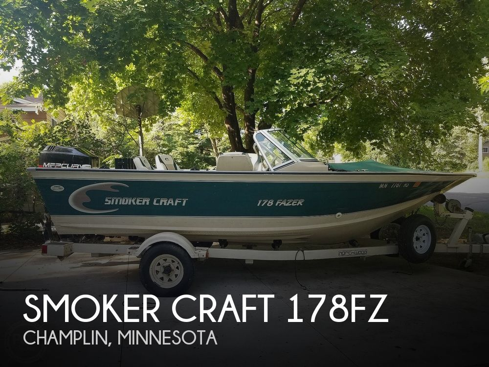 Used Smoker Craft Boats For Sale by owner | 1998 Smoker Craft 18