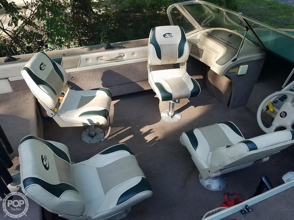 1998 Smoker Craft boat for sale, model of the boat is 18 & Image # 6 of 17