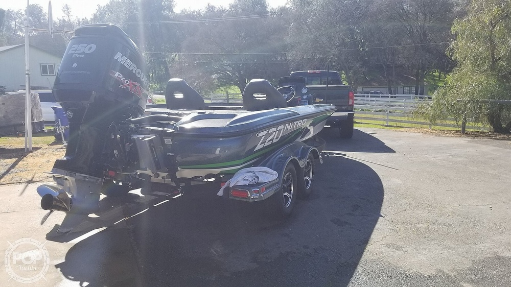 2017 Nitro boat for sale, model of the boat is Z20 & Image # 33 of 40