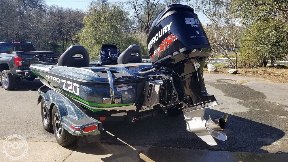 2017 Nitro boat for sale, model of the boat is Z20 & Image # 5 of 40