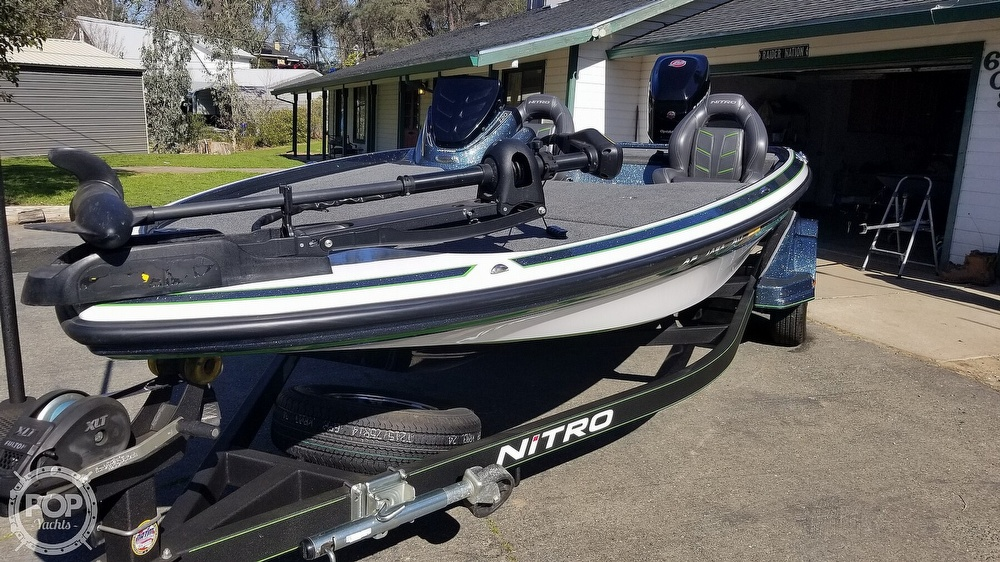 2017 Nitro boat for sale, model of the boat is Z20 & Image # 11 of 40