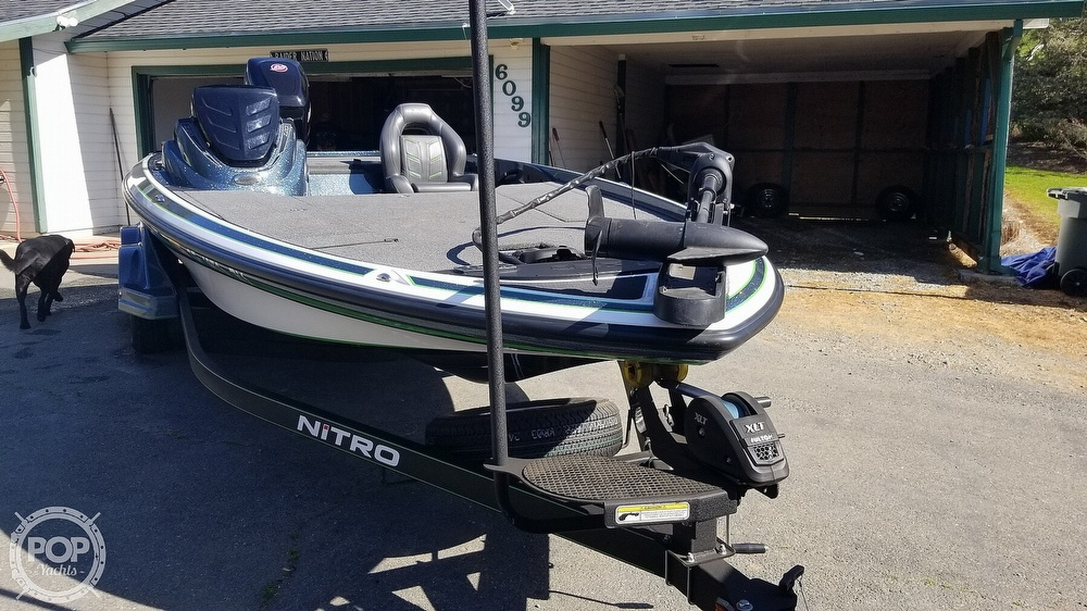 2017 Nitro boat for sale, model of the boat is Z20 & Image # 16 of 40