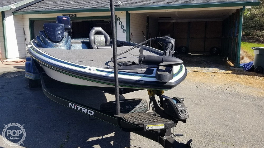 2017 Nitro boat for sale, model of the boat is Z20 & Image # 17 of 40