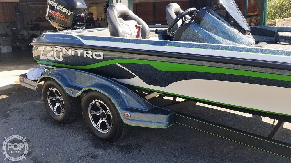 2017 Nitro boat for sale, model of the boat is Z20 & Image # 23 of 40