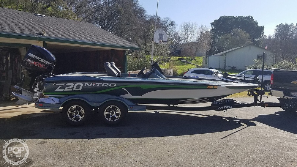 2017 Nitro boat for sale, model of the boat is Z20 & Image # 3 of 40