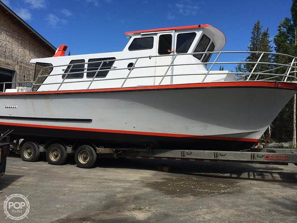 1976 Delta boat for sale, model of the boat is 43 & Image # 4 of 26