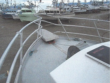1976 Delta boat for sale, model of the boat is 43 & Image # 5 of 26