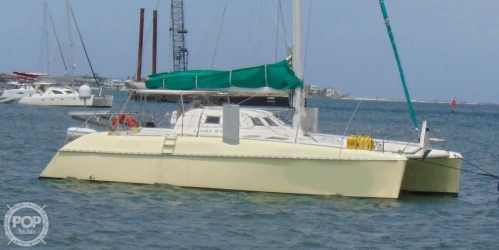 1992 Catana boat for sale, model of the boat is 40S & Image # 12 of 40