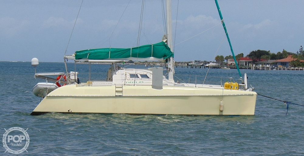 1992 Catana boat for sale, model of the boat is 40S & Image # 13 of 40