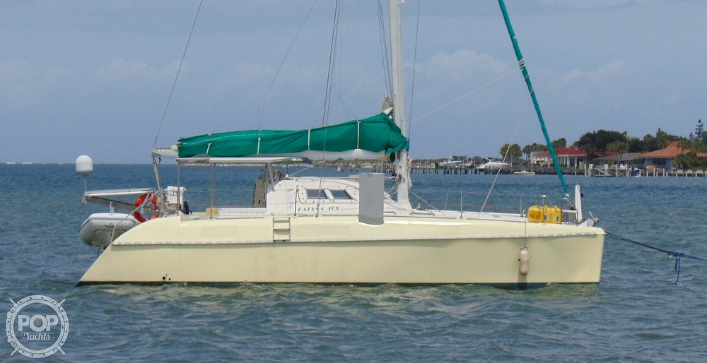 1992 Catana boat for sale, model of the boat is 40S & Image # 14 of 40