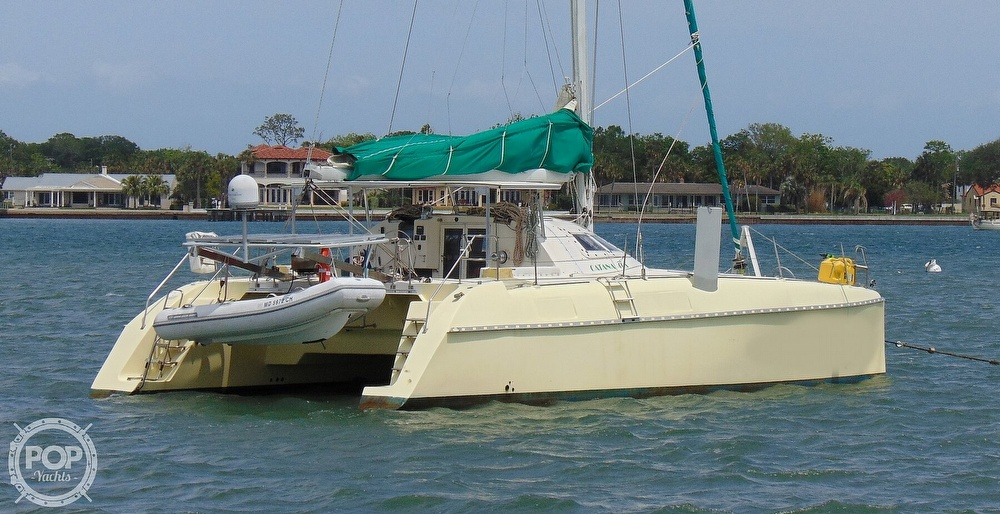 1992 Catana boat for sale, model of the boat is 40S & Image # 15 of 40