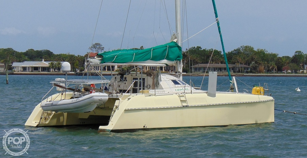 1992 Catana boat for sale, model of the boat is 40S & Image # 2 of 40