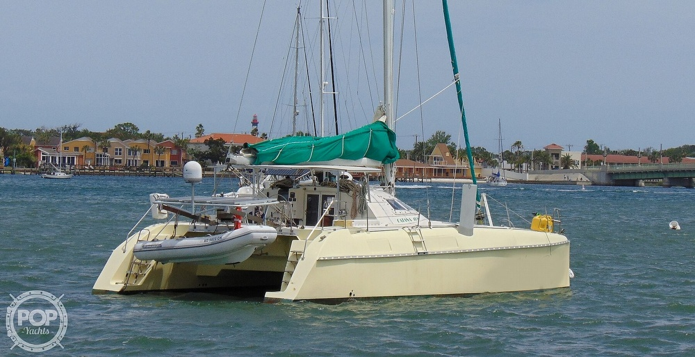 1992 Catana boat for sale, model of the boat is 40S & Image # 16 of 40