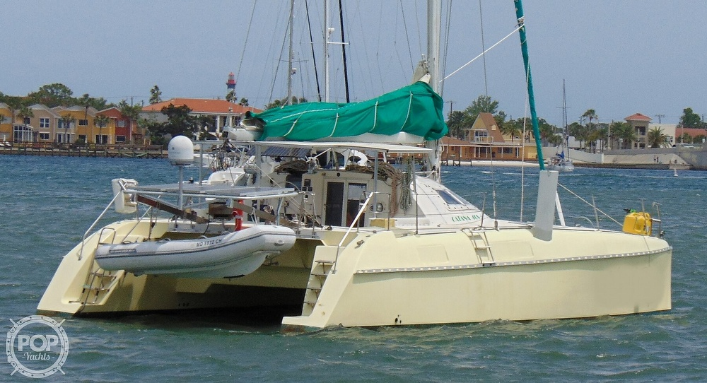 1992 Catana boat for sale, model of the boat is 40S & Image # 17 of 40
