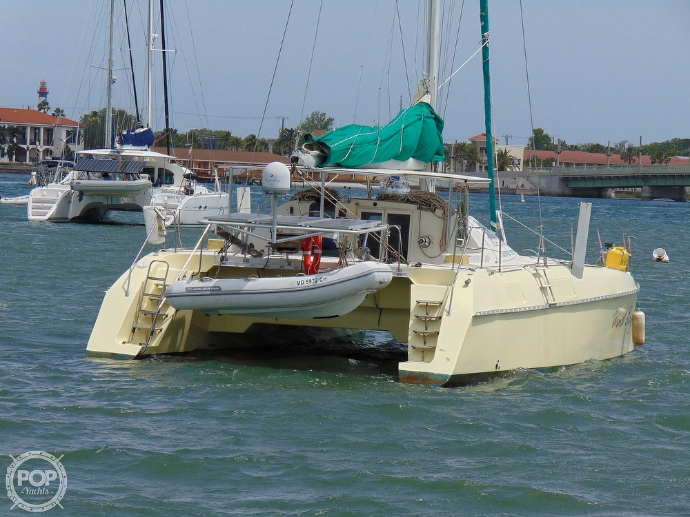 1992 Catana boat for sale, model of the boat is 40S & Image # 19 of 40