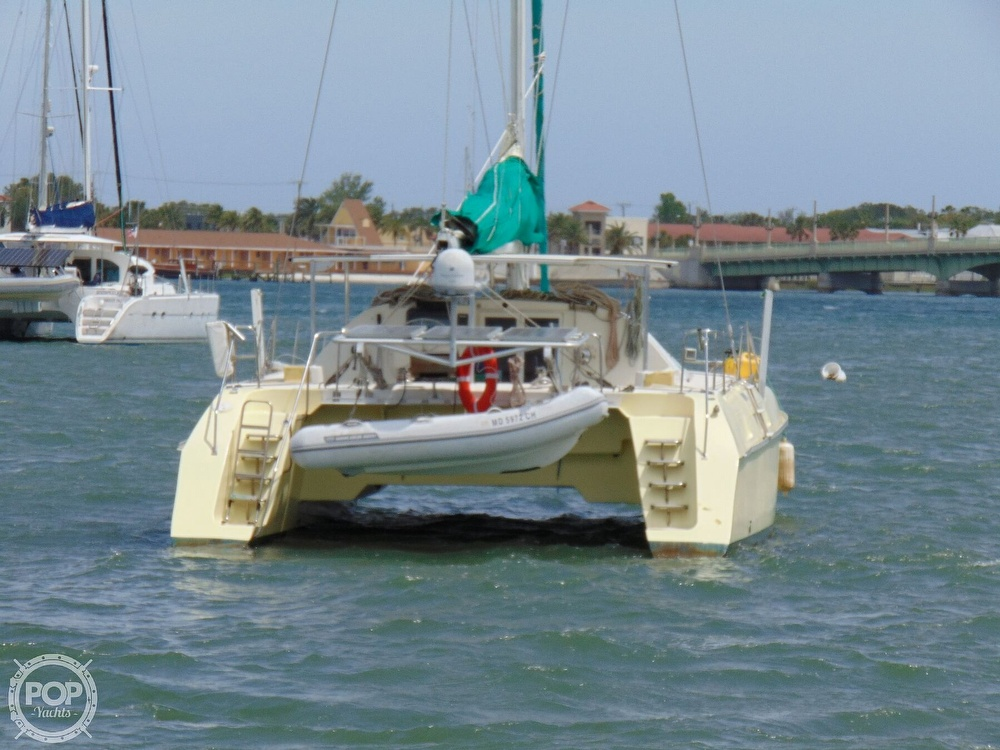 1992 Catana boat for sale, model of the boat is 40S & Image # 20 of 40