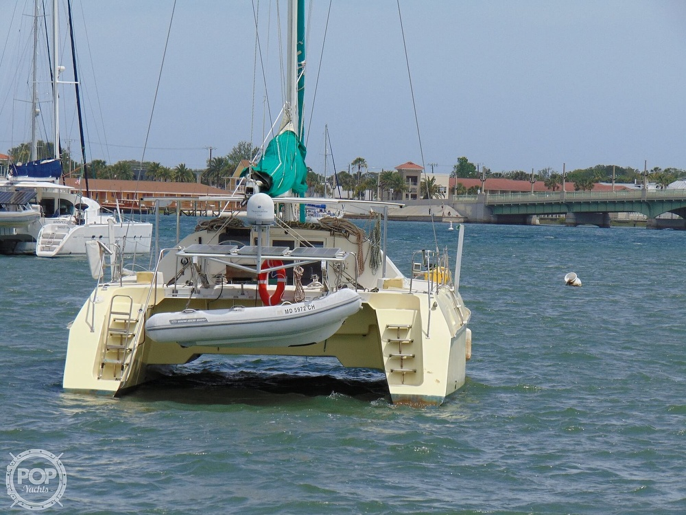 1992 Catana boat for sale, model of the boat is 40S & Image # 3 of 40