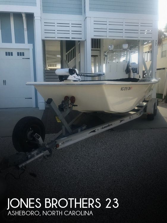 Used Jones Brothers Boats For Sale by owner | 2009 Jones Brothers 23