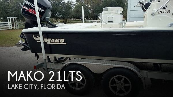Used MAKO Boats For Sale in Florida by owner | 2018 Mako 21