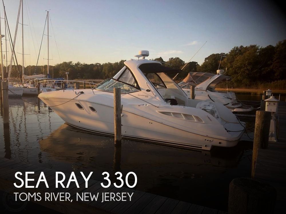 2009 Sea Ray boat for sale, model of the boat is 330 SUNDANCER & Image # 1 of 40