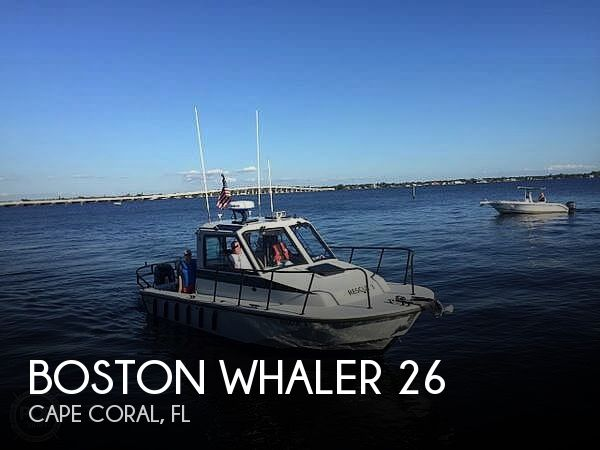 Used Boston Whaler Boats For Sale by owner | 2016 Boston Whaler 27 Challenger