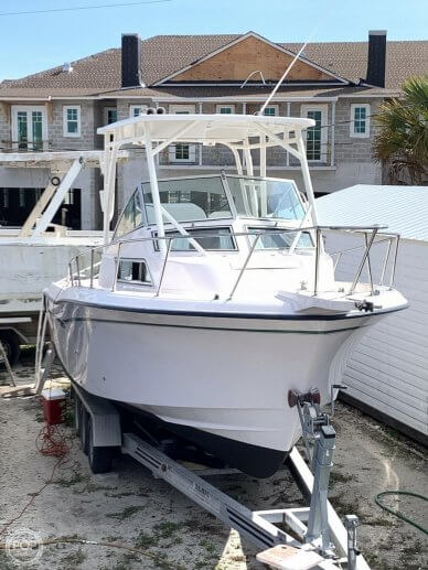 Grady-White 252 Sailfish Sportbridge, 252, for sale - $59,000