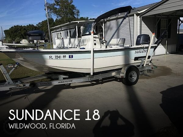 Used Sundance  Boats For Sale by owner | 2014 Sundance 18