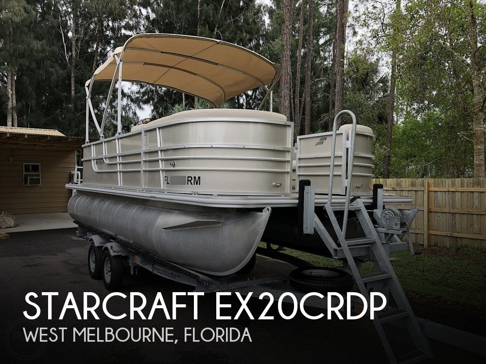 2017 STARCRAFT EX20CRDP for sale