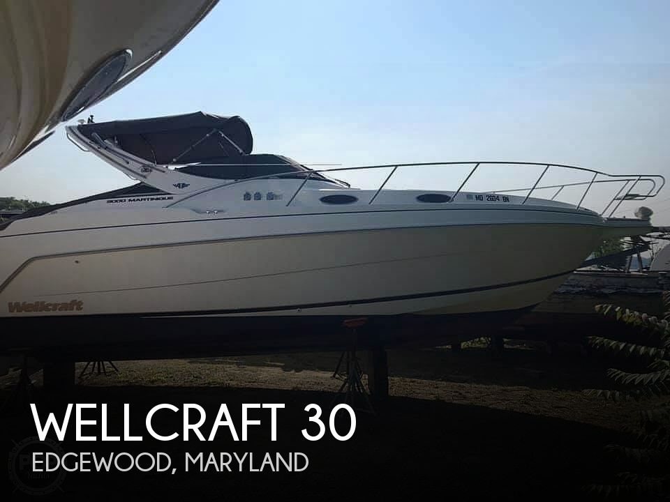 Used Wellcraft Boats For Sale in Lancaster, Pennsylvania by owner | 1998 Wellcraft 30