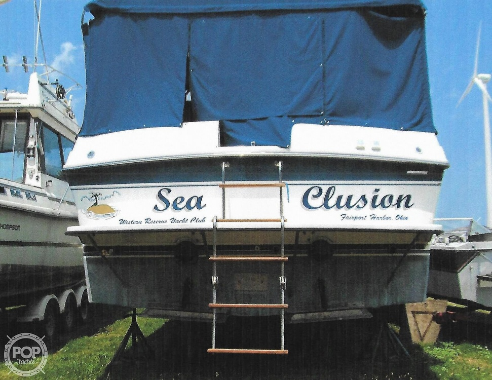 1989 Carver boat for sale, model of the boat is Montego 3257/DC & Image # 6 of 40