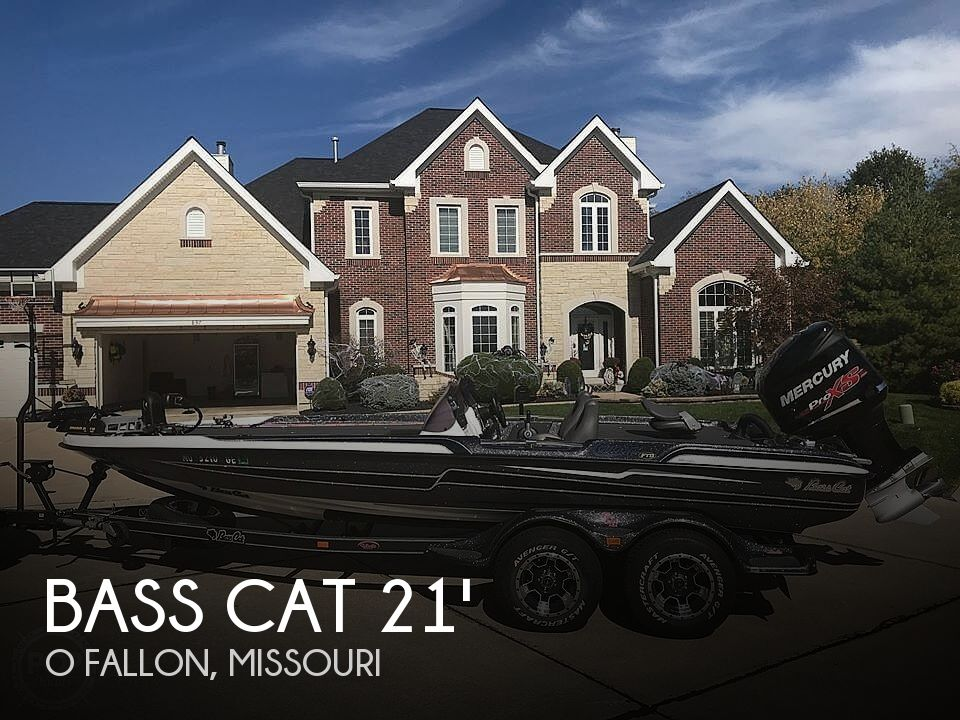 Used Boats For Sale in St. Louis, Missouri by owner | 2016 Bass Cat Cougar Ftd 21