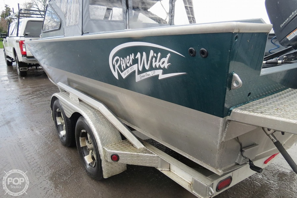2015 River Wild boat for sale, model of the boat is Elite Forward Helm & Image # 13 of 40