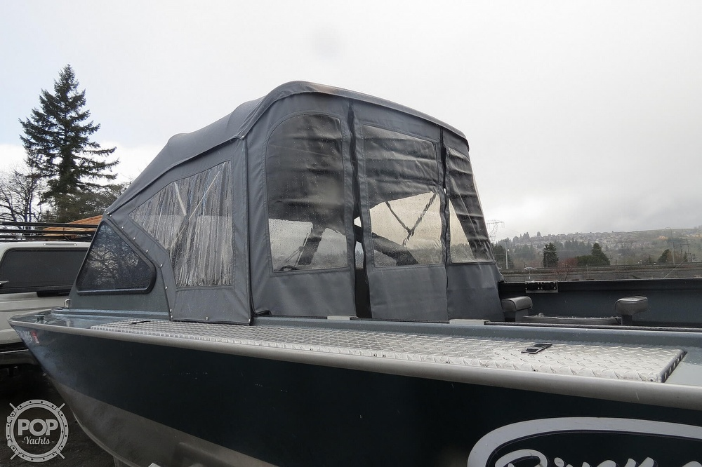 2015 River Wild boat for sale, model of the boat is Elite Forward Helm & Image # 14 of 40