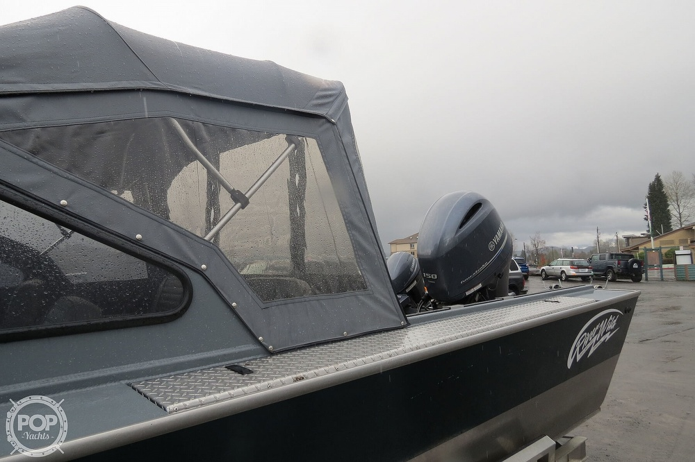 2015 River Wild boat for sale, model of the boat is Elite Forward Helm & Image # 21 of 40