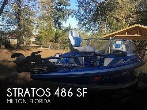 Used Stratos Boats For Sale by owner | 2008 Stratos 486 SF
